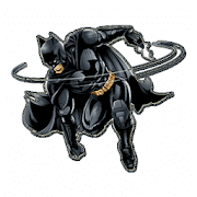 Trendy Batman Stickers (WAStickerApps)