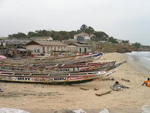 Photo: Bandżul port rybacki