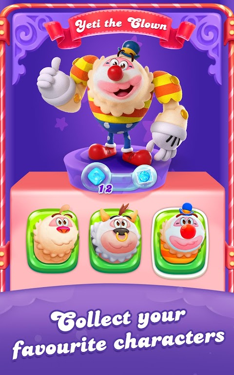 Candy Crush Friends Saga poster 13