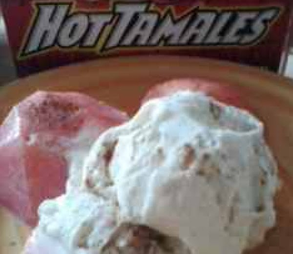 remove from pan and serve with vanilla icecream or whipped topping. Sprinkle with something...