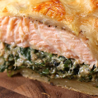 1. Salmon Wellington