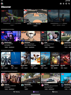 Twitch Mod Apk 9.10.1 Android + TV (Full Unlocked + No Ads) 10