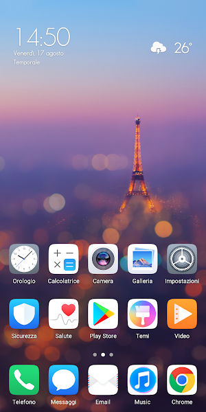 EMUI - ICON PACK Screenshot Image