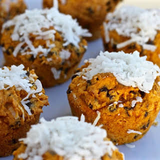 4 Ingredient Pumpkin Muffins.
