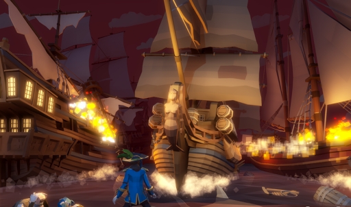 Sea of Bandits: Pirates conquer the caribbean 63 screenshots 14