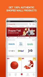 Shopee Free Shipping Month APK screenshot thumbnail 5