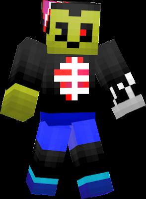 disney zombie