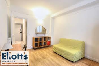 Studio meublé 21,32 m2