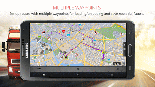 Sygic Truck GPS Navigation for PC