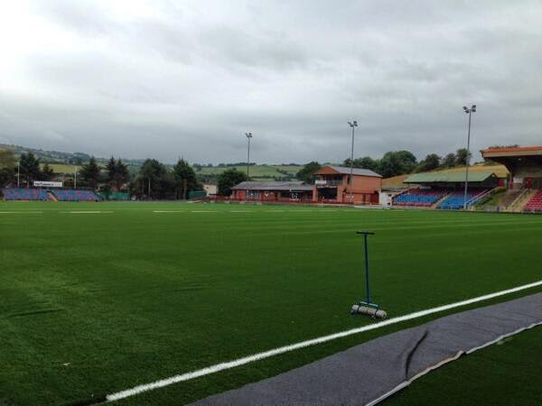 Charity football event next weekend