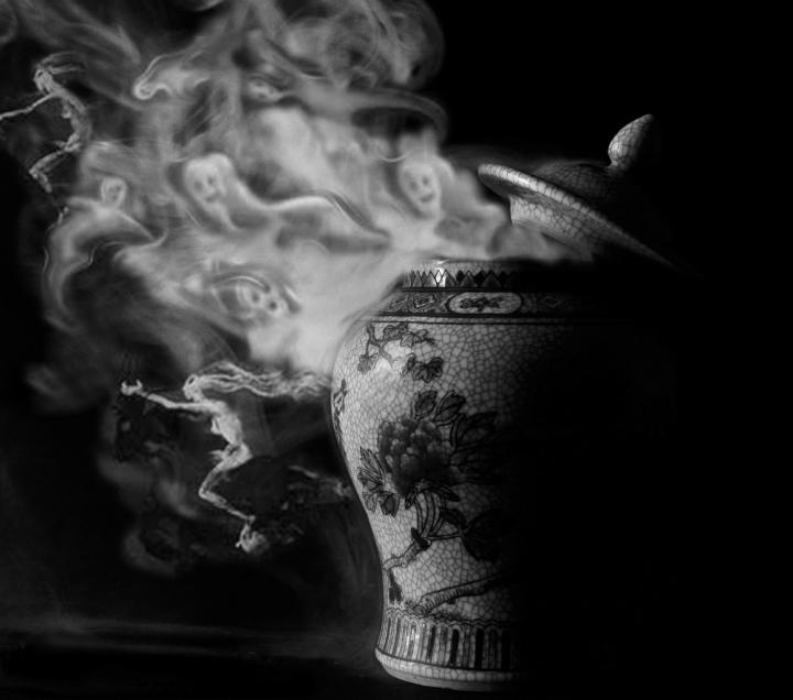 L'incubo....Il vaso di Pandora.. di AlfredoNegroni