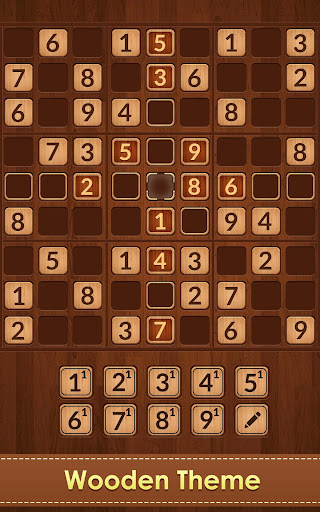Sudoku Numbers Puzzle  screenshots 13
