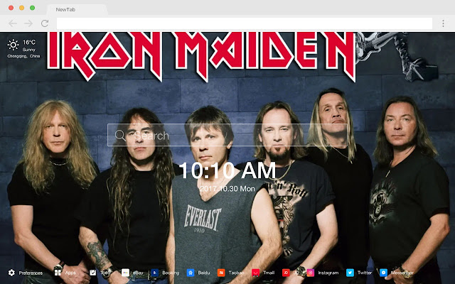 Iron Maiden HD Wallpapers Hot Topics Featured