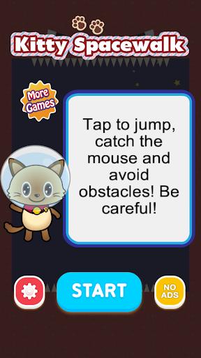 Kitty Spacewalk - Free game