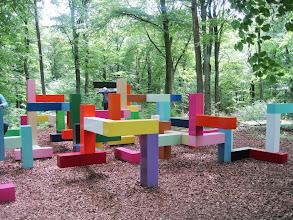 Photo: 'Primary Structure', Værk af Jacob Dahlgren, svensk kunstner
