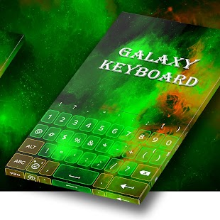 Keyboard for Galaxy Edge 6 - náhled