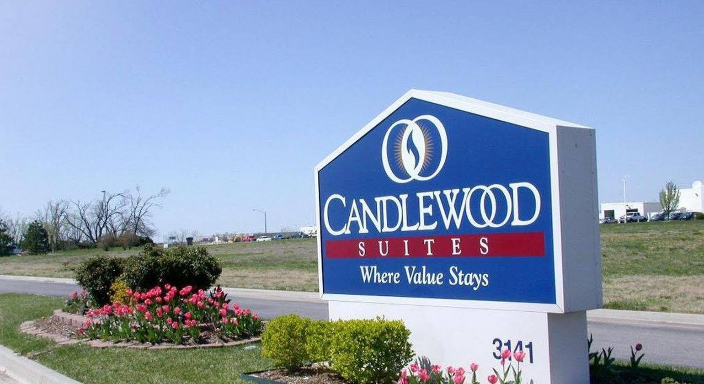 Candlewood Suites Wichita-Northeast