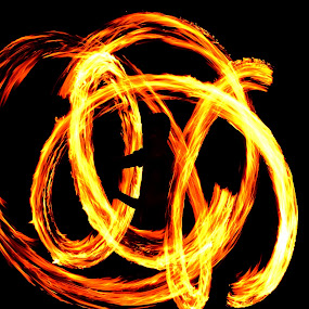 Fire Art by Debarpan Sengupta - Abstract Fine Art ( pwcfire )