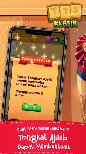 TTS Klasik - Teka Teki Silang Indonesia 2020 apkpoly screenshots 4