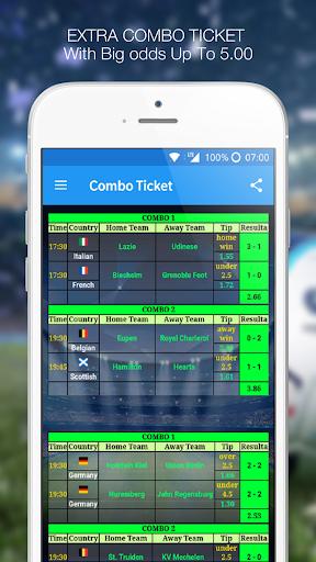 Betting TIPS VIP : DAILY PREDICTION 9.9.1 screenshots 2