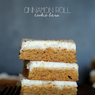 Cinnamon Bar Cookies Recipes