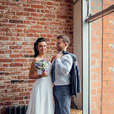 Wedding photographer Yuliya Rozhkova (Uzik). Photo of 01.11.2017