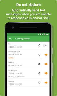 Magic SMS Pro – Smart Auto Reply and Scheduled SMS v1.1.3 [Paid] 1
