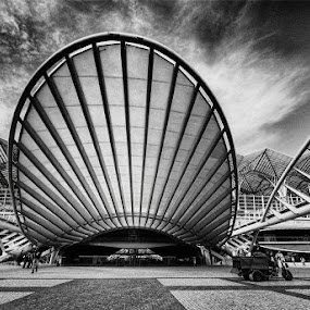 The Crown by Thilo Bayer - Buildings & Architecture Public & Historical ( pwcbuilding )
