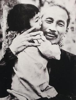 Image result for em mơ gặp bác hồ