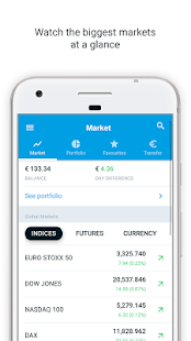 DEGIRO - Mobile Stock trading- screenshot thumbnail