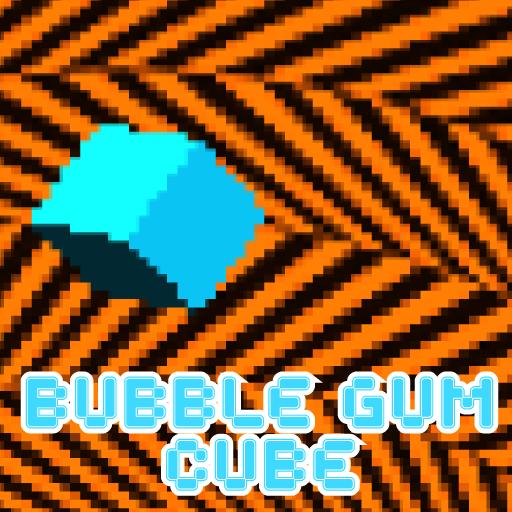 Bubble Gum Cube 街機 LOGO-玩APPs