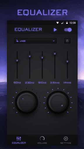Music Bass Equalizer Booster & Volume Up 1.0.7 screenshots 3