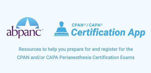 CPAN® / CAPA® Certification App - التطبيقات على Google Play