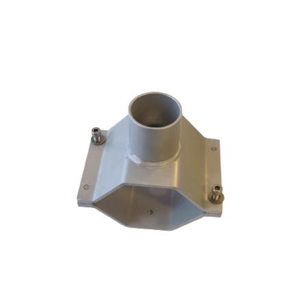 Torontoblink Ø 90-140 mm multibeslag til sidemontering