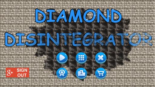 Diamond Disintegrator