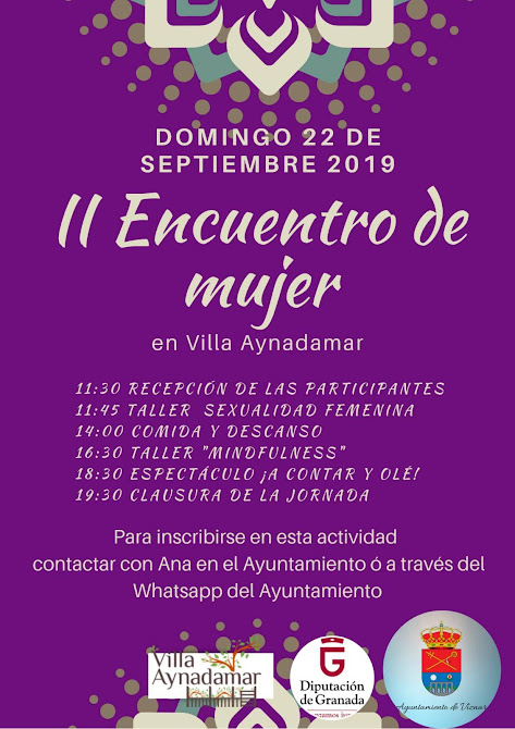 SegundoEncuentrodeMujer2019