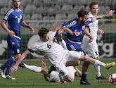 Grigoris Kastanos behoort niet tot de Zulte-selectie voor de Europa League-wedstrijd tegen Vitesse