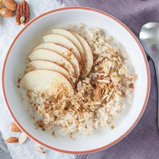 Crunchy Oatmeal Breakfast Recipes