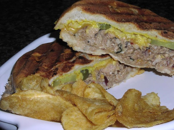 Oregon Albacore Tuna Melt Recipe
