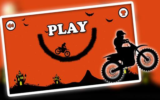 免费摩托赛车万圣节城