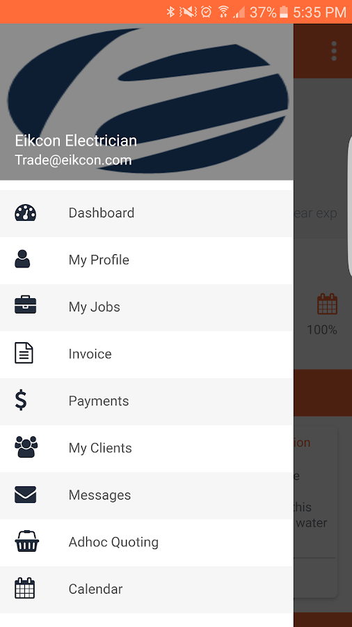 TradeSearch- screenshot