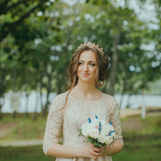 Wedding photographer Elizaveta Kryuchkova (Liza75757). Photo of 01.10.2018