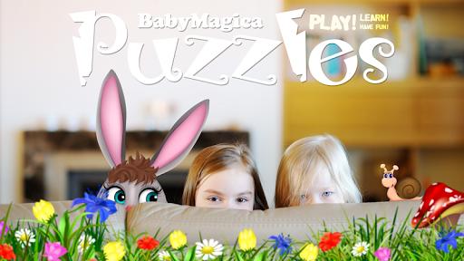 BabyMagica: Puzzles  captures d'u00e9cran 1