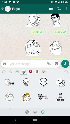 Memes Stickers for Whatsapp  screenshots 4