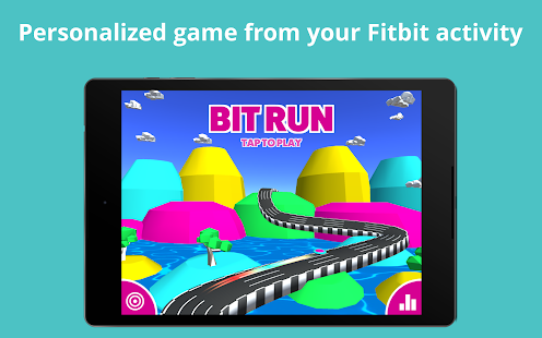 BitRun for Fitbit- screenshot thumbnail