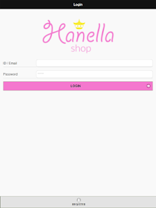 Hanella Shop screenshot 2