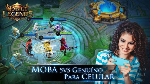 Mobile Legends: 5v5 MOBA