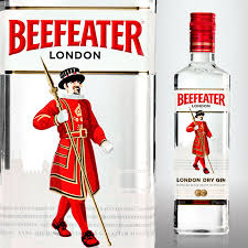 Logo for Beefeater London Dry Gin
