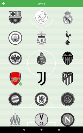 Soccer Club Logo Quiz: more than 1000 teams screenshots 20