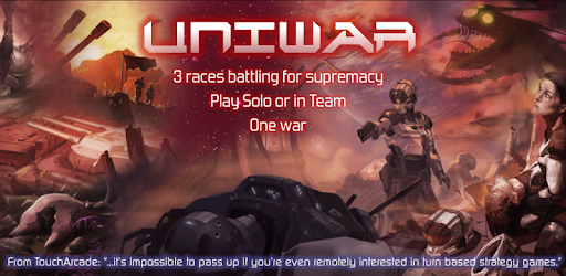 UniWar game (apk) free download for Android/PC/Windows screenshot
